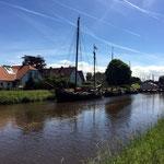 nicht nur bei schönem Wetter bietet das Nordseebad Carolinensiel-Harlesiel zahlreiche Fotomotive
