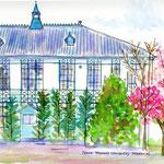 奈良女子大学記念館