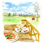 Farm Lunch(信州・長門牧場)