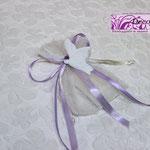 "Art. 24 E- Sacchettino portaconfetti ""farfalle"""