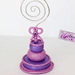 Art.25A-  Tortine in pasta modellabile realizzate a mano in vari colori e modelli