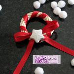 Art. 348 E Ghirlandina segnaposto con gessetto senza confetti