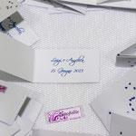 Art. 4 E- Bigliettino confetti personalizzato