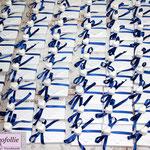 scatoline confetti nozze con cuoricino gesso