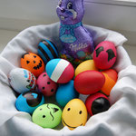 Egg smorgasbord