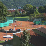 Tennisanlage (Platz 1-4) des SC Markt Heiligenstadt