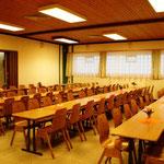 Sportheim (Innenansicht) - Saal