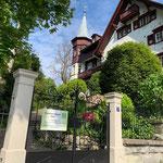 Frauenarztpraxis Roschach - Eingang Heidenerstrasse