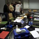 Installationskurs LWL auf der Baustelle, LWL Kurs beim Kunden