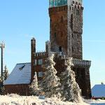 uitkijktoren op de Hornisgrinde