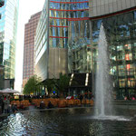 sony-center, Potsdamerplatz
