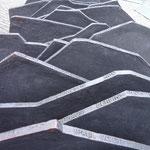 grafstenen bij de Reichstag