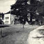 Le sentier qui mène au manoir de la Montespan