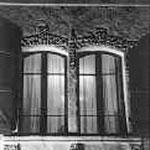 les fenêtre du manoir