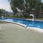 Вилла люкс с бассейном в Макарске. Отдых компанией и с детьми