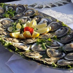 Устрицы, рыба и морепродукты в Хорватии. Кухня Хорватии.