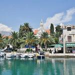 Апартаменты на Хваре. Отдых в Хорватии.