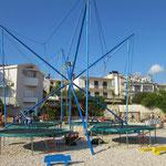 апартаменты Примоштен, старый город, лучшие пляжи в Хорватии, отдых с детьми