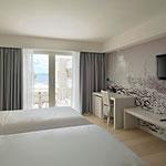 Отель Осеява Макарска, лучший отель, первый ряд от моря