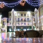 Достопримечательности Хорватии. Дворец Диоклетиана. Апартаменты в Сплите. Новый год в Хорватии.