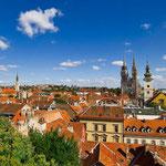 Загреб - столица Хорватии. Поездка в Загреб. Что посмотреть в Загребе.