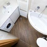 Апартаменты в Макарске люкс с двумя спальнями и видом на море