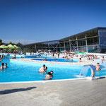 Аквапарк Adamovec, недалеко от Загреба. Хорватия