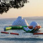 Лучшее место для отдыха с детьми в Хорватии. Промайная