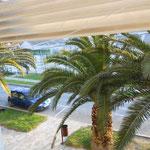 Апартаменты в Омише рядом с песчаным пляжем. Отдых с детьми в Хорватии.
