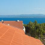 Апартаменты в Боле, Брач, недалеко от пляжа, отдых в Хорватии с детьми