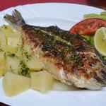 рыба и морепродукты в Хорватии. Кухня Хорватии.