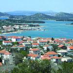 Остров Муртер. Отдых и апартаменты в Хорватии