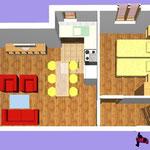 Апартамент А5 (4+2)