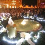 Новый год в Хорватии, Новый год в Загребе.
