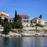 Апартаменты первый ряд Хорватия, Чиово, Трогир