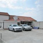 Апартаменты в Промайне близко к морю. Отдых в Хорватии с детьми.