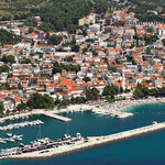 Апартаменты в Башке Воде с бассейном. Отдых с детьми. Лучшие пляжи Хорватии.