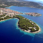 Апартаменты в Примоштене. Лучшие пляжи Хорватии. Отдых с детьми.