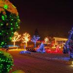 Новый год и Рождество в Хорватии, в Загребе.
