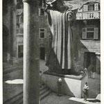 Памятник Гргуру Нинскому. Сплит. Хорватия.