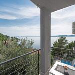 Лучшие апартаменты в Бреле. Отдых с детьми. Хорватия.