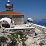 Отдых на маяках в Хорватии