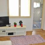 Апартаменты в Омише с видом на море, отдых в Хорватии с детьми