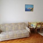 Апартаменты Промайна Братуш. Отдых с детьми в Хорватии.