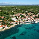 апартаменты Дикло Задар, отдых в Хорватии с детьми