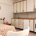 Апартаменты Примоштен первый ряд от моря, отдых в Хорватии у моря