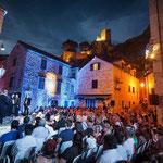 Фестиваль Далматинских Клап в Омише. Что посмотреть в Омише. Туризм в Хорватии.