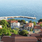 Апартаменты Брела центр рядом отель Солине , отдых в Хорватии с детьми