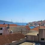 Апартаменты в Примоштене, лучшие пляжи Хорватии, отдых с детьми