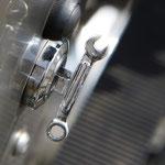 #Motorrad Zündschlüssel- Ringmaulschlüssel